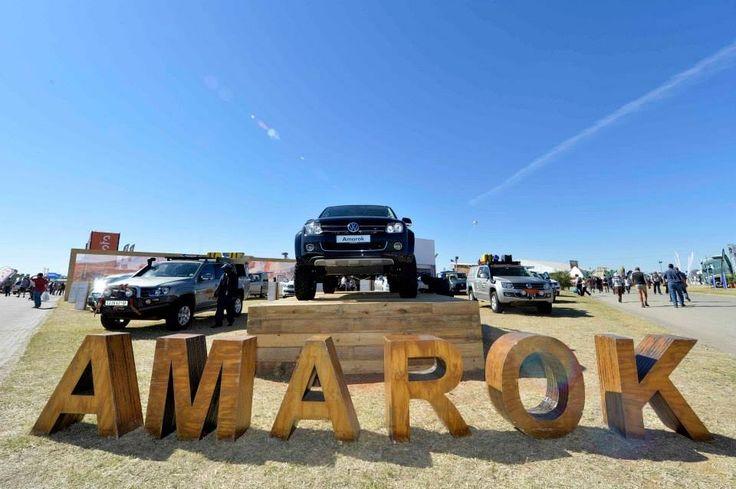#amarok #cardisplay #volkswagen #nampo #gleventssouthafrica #glevents