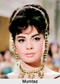 "Mumtaz is remembered in Bollywood for her beauty and histrionics. She acted in well know films such as ""Khilona"", ""Tere Mere Sapne"" and ""Aaina"". For more on her life and achievements visit the page. #bollywood #actress #cinema"