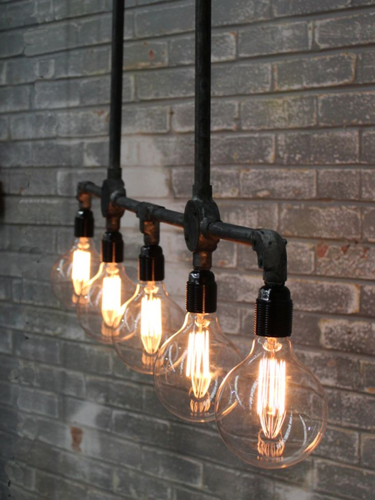 40 Best Conduit Lights Images On Pinterest Rustic