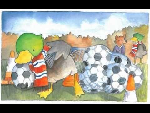 dibbie is voetbalgek