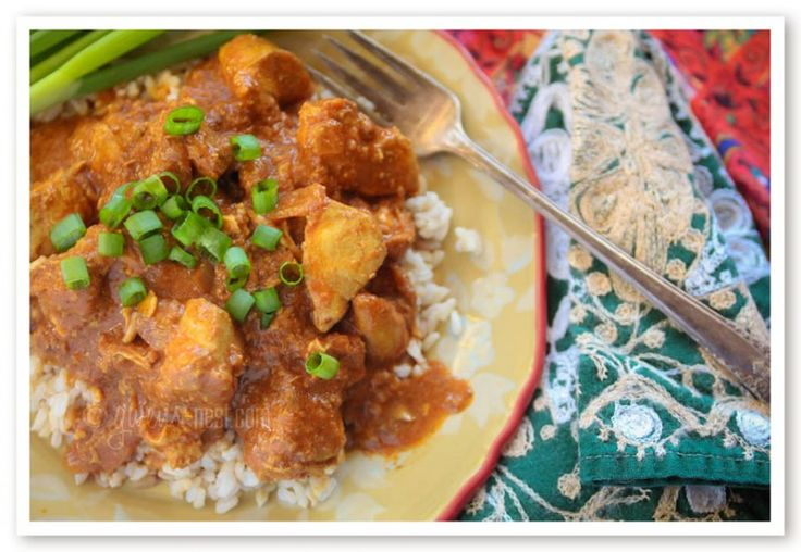Butter Chicken Recipe January 5, 2016 By Gwen Brown 4 Comments