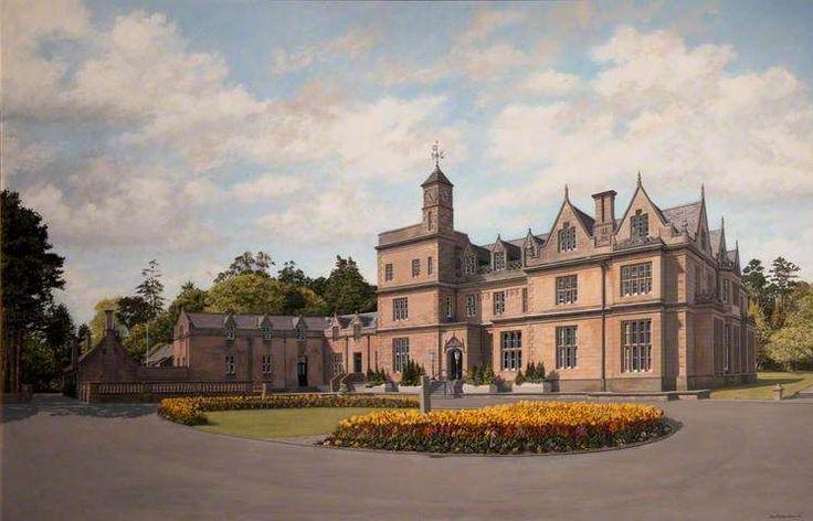 Town Hall, Bangor