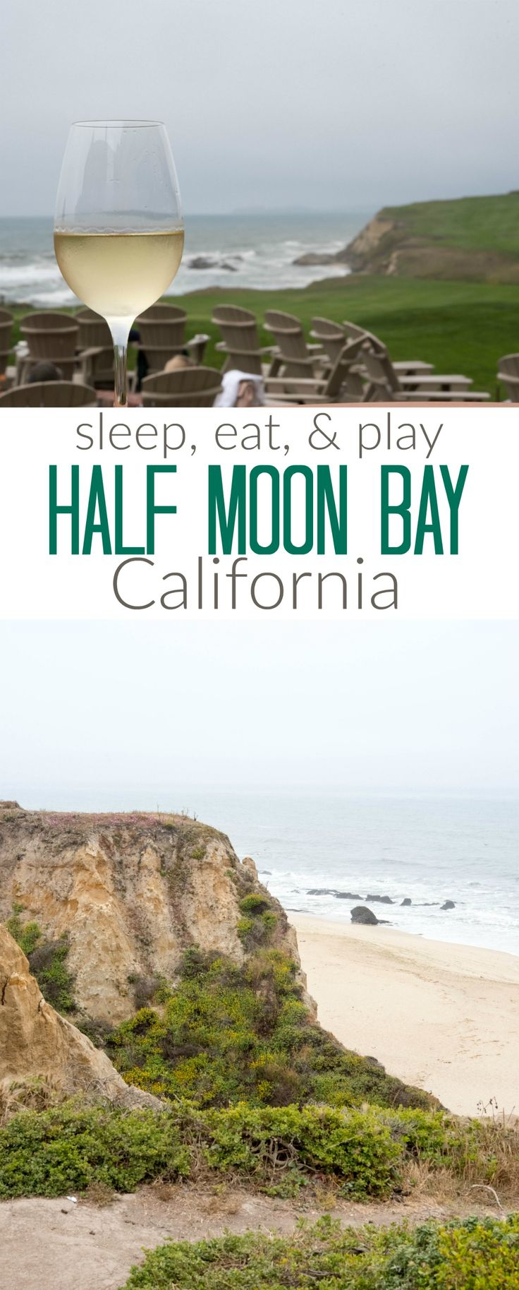 Your comprehensive guide to where to stay, eat, and play in Half Moon Bay…