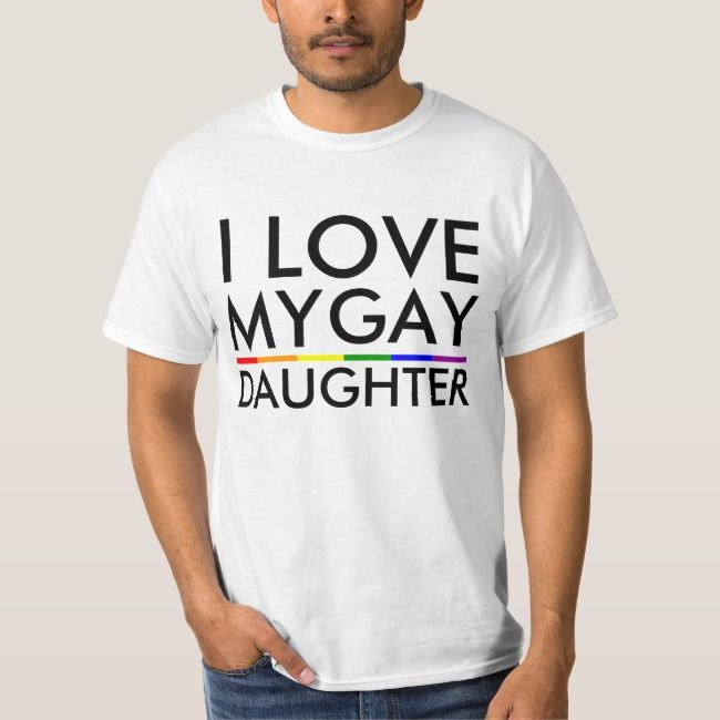 My daughter is gay