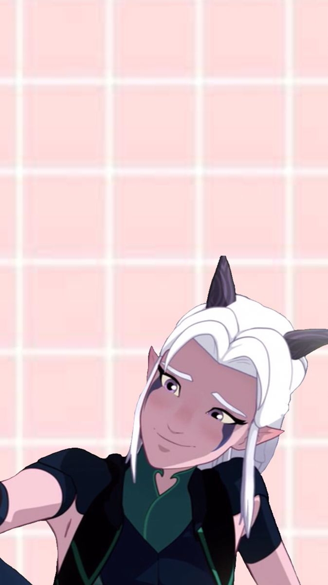 The Dragon Prince Rayla Wallpaper In 2020 Rayla Dragon Prince Prince Dragon Dragon Ball Wallpapers