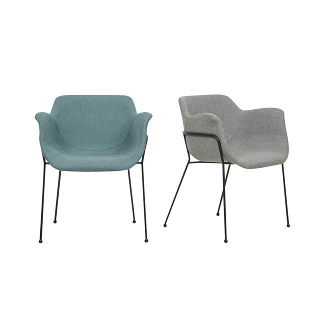 GlobeWest - Etta Arm Chair