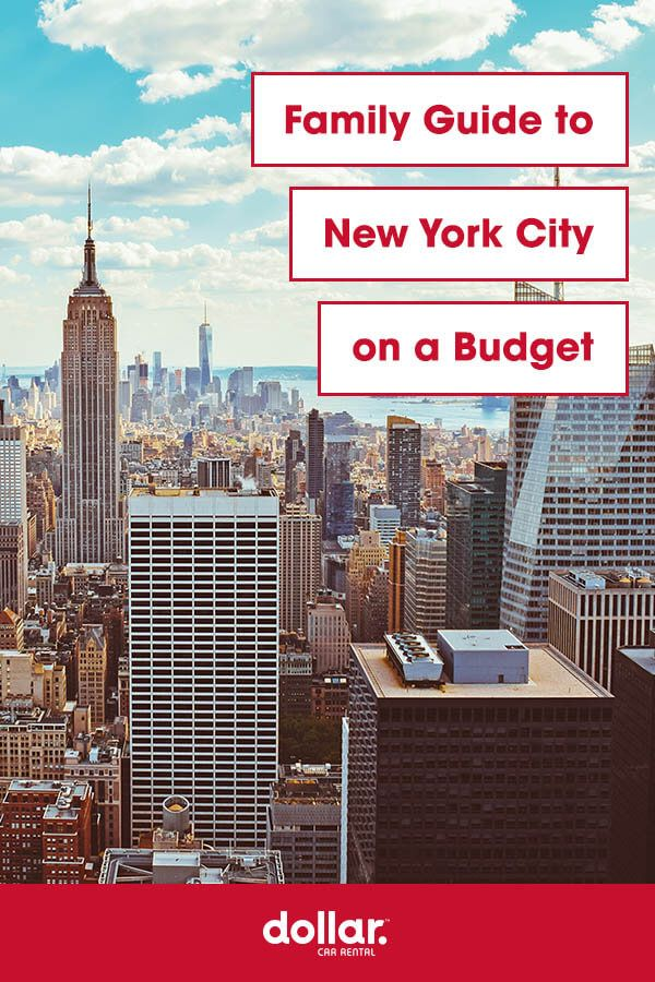 New York City Make Your Dollar Go Further Visit New York City World Class City New York City