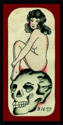 ZERO6 arte/desordem [art/mess]: Tattoo Artist - Amund Dietzel (1891-1974)
