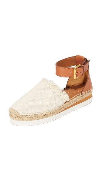 See by Chloe Glyn Espadrille Wedge Sandals   SHOPBOP