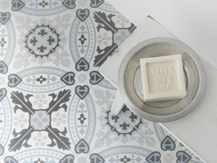 French Style Patterned Tiles Classic