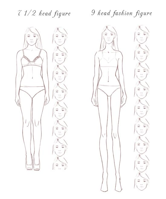 Drawing the stylized body used for fashion design is very important to communicate a design idea before bringing it to life. Learn the proportions and sketching techniques in this tutorial.