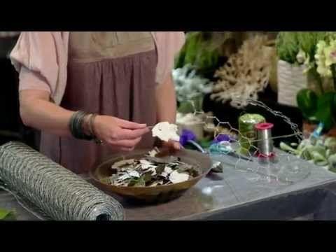 Sekunda dla Kwiatów - bukiet z liści - S03 E02 - YouTube