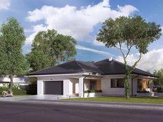 Esta casa de apenas um andar é perfeita para uma família moderna (De Marina Mantovanini - Homify)