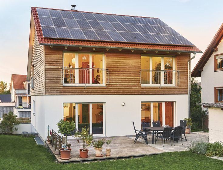 Amerikanische Holzhuser. Haus Igling U2022 Blockhaus Von Holzhaus