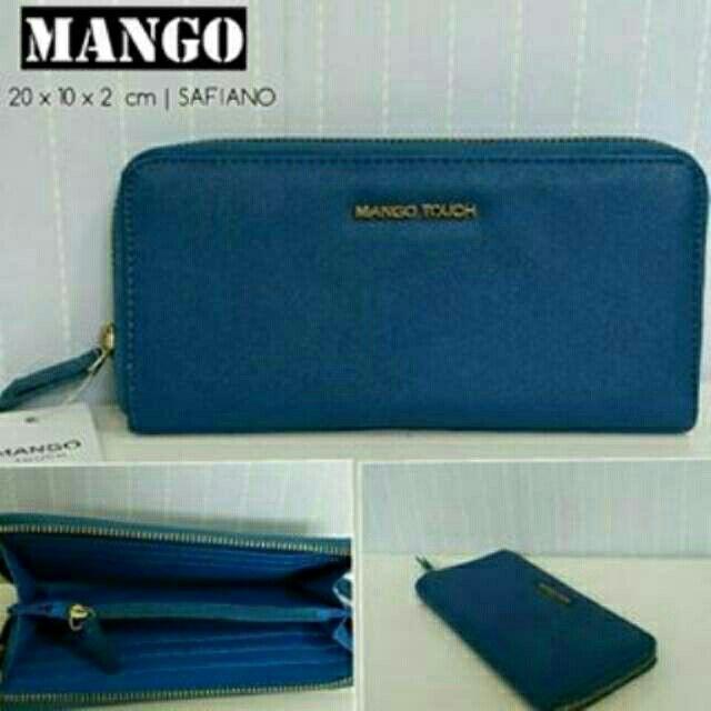 Saya menjual Wallet Mango Safiano Black seharga Rp265.000. Dapatkan produk ini hanya di Shopee! https://shopee.co.id/deventostore/6795223 #ShopeeID