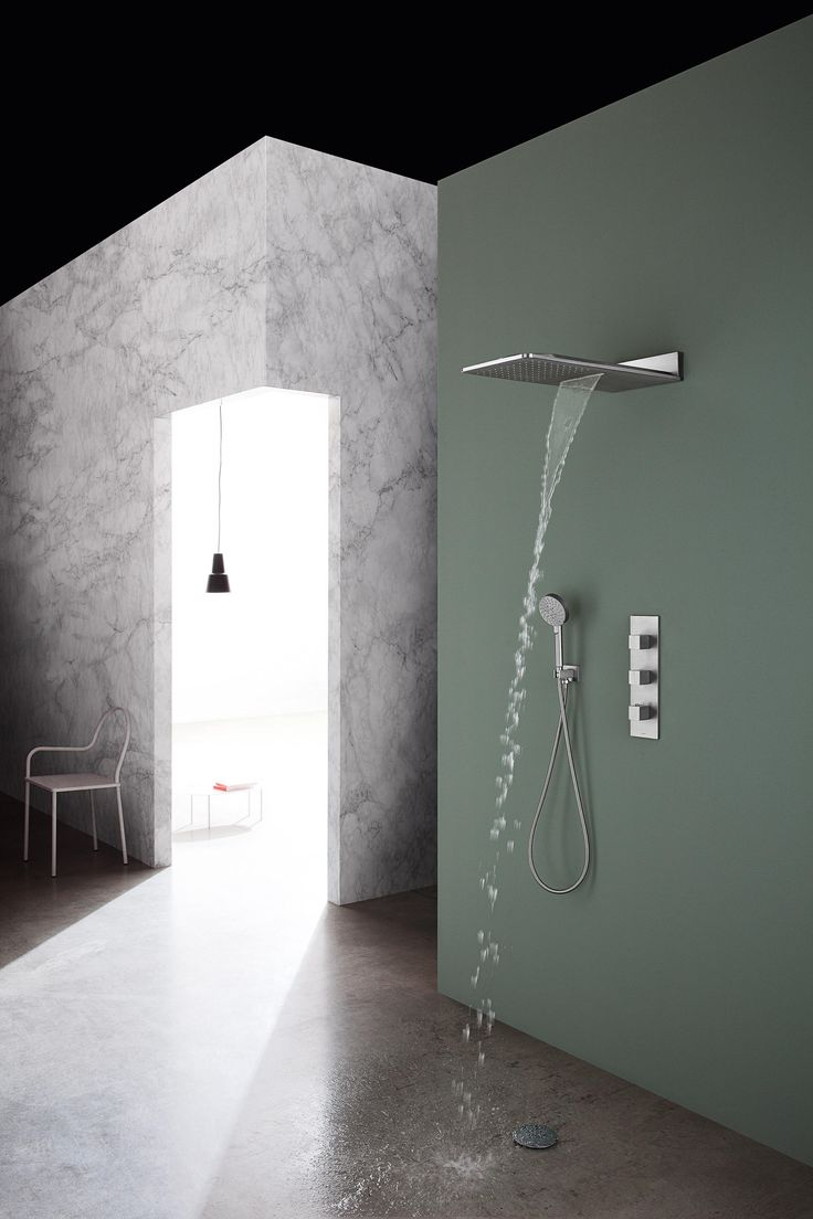 Lamp graff bathroom faucets - Graff Complete Aqua Sense Shower System With The Stackable M Series Valves