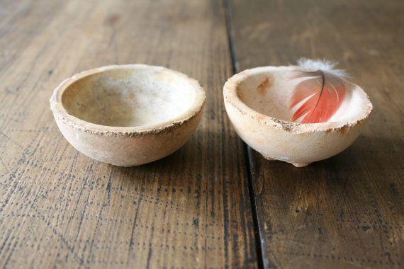 Morgan Battersea Clay Bowl Crucibles Stoneware by FoundByHer