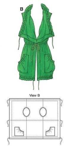 Подборка выкроек в стиле Бохо / Простые выкройки / Своими руками - выкройки, переделка одежды, декор интерьера своими руками - от ВТОРАЯ УЛИЦА