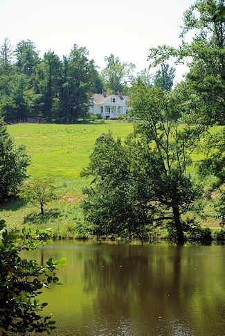 Carl Sandburg Home/Goat Farm-Flatrock, NC   It is a lovely place -one of my most favorite places ever!