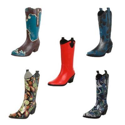 Cowboy Rainboots