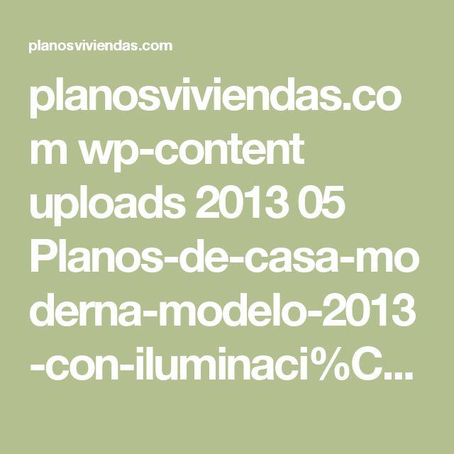 planosviviendas.com wp-content uploads 2013 05 Planos-de-casa-moderna-modelo-2013-con-iluminaci%C3%B3n-perfecta-sostenible-verdadera-elegancia-Italiana-14.jpg?sf=ebrzabe