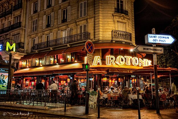 12 Historic Bars Every Book Nerd Needs To Visit Channel your inner literary lush by drinking where the greats drank. Pictured: La Rotonde (Paris, France)