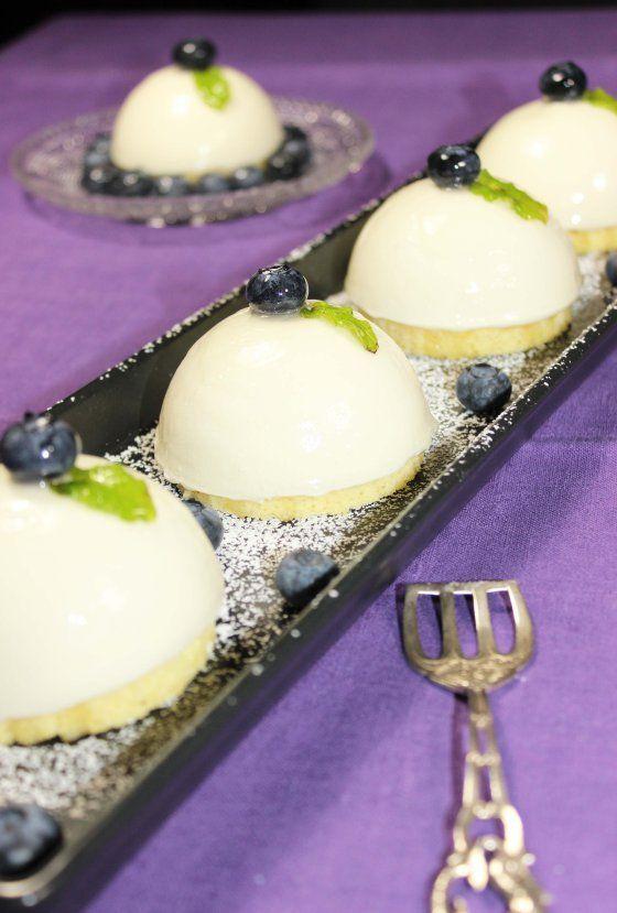 Heidelbeertörtchen – aus dem kalten Schlaf geweckt   – Bakinglove: Desserts – #…