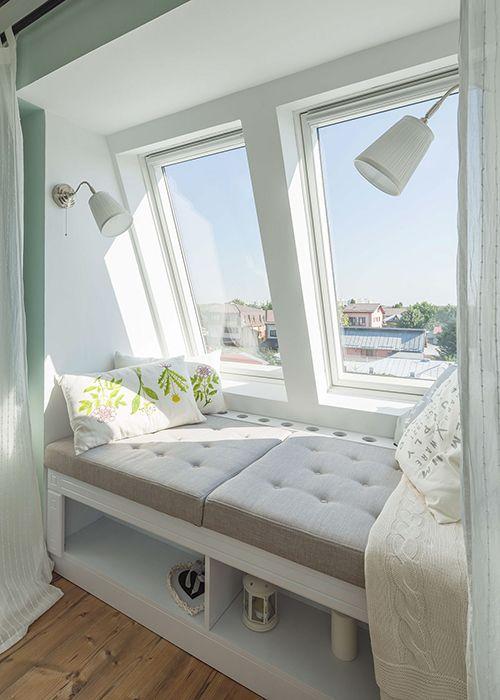 8mansarda patricia designist O mansardă cosy din Bucureștii Noi, unde două camere s au făcut trei