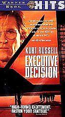 Executive Decision (VHS, 1999)