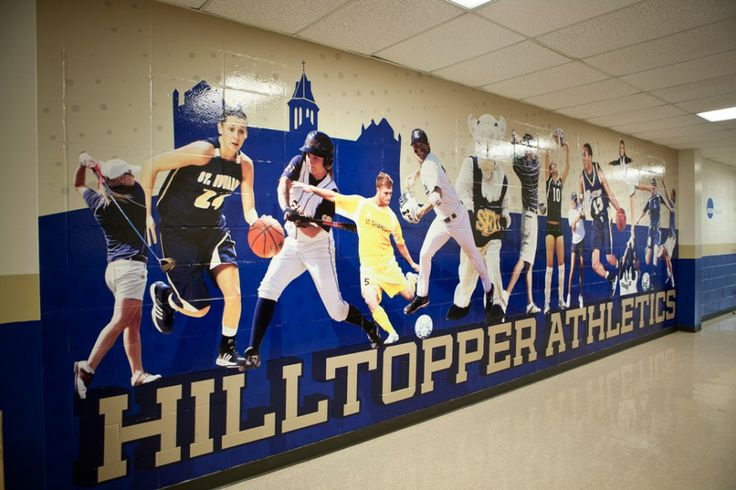 82 Best Images About Fitness Center Murals And Interior