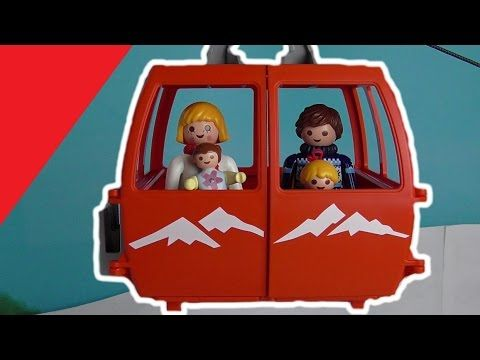 Playmobil Film deutsch Ski fahren / Kinderfilm / Kinderserie von family ...