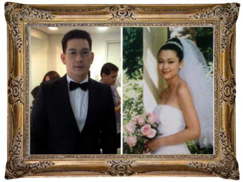 wedding ng taon ... maya and sir chief