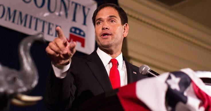 """Snoop shouldn't have done that,"" Senator Rubio tells 'TMZ'"