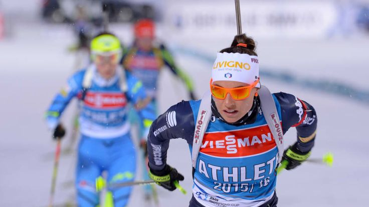 Dorothea Wierer - International Biathlon Union - IBU