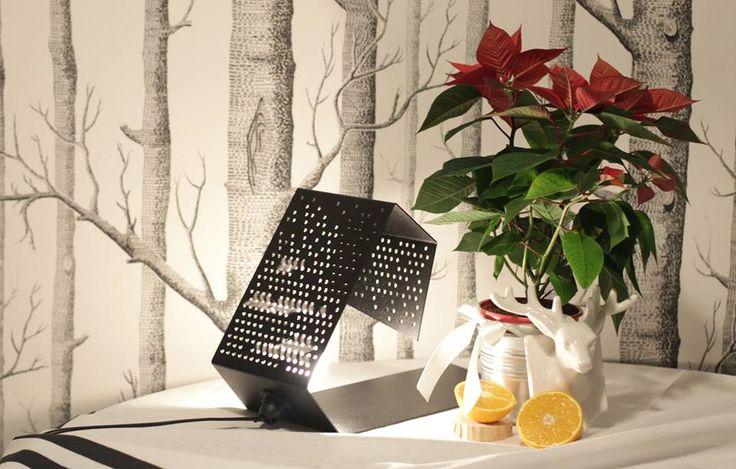 Lamp WINTER DOTS  sashadasha.com