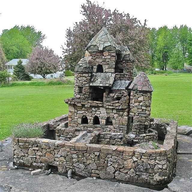 Harry Barber's Miniature Castles (1920-66)