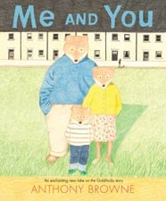 A very interesting twist on the traditional Goldilocks tale.  Two different styles of illustration are used to tell the story. This is good text to use to explore framing, pictorial storytelling, character development and plot tension.