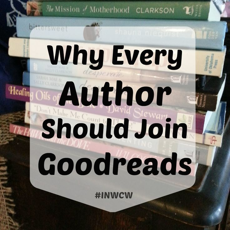 Teenage Love Quotes Goodreads : Why Every Author Should Join Goodreads About Fiction Writing ...