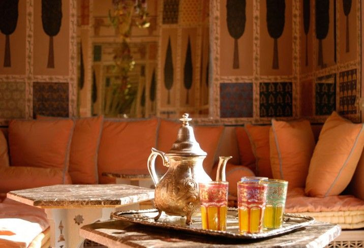 Moroccan hospitality is at its best in this beautiful budget boutique hotel. Vote for Les Deux Tours in Marrakech...