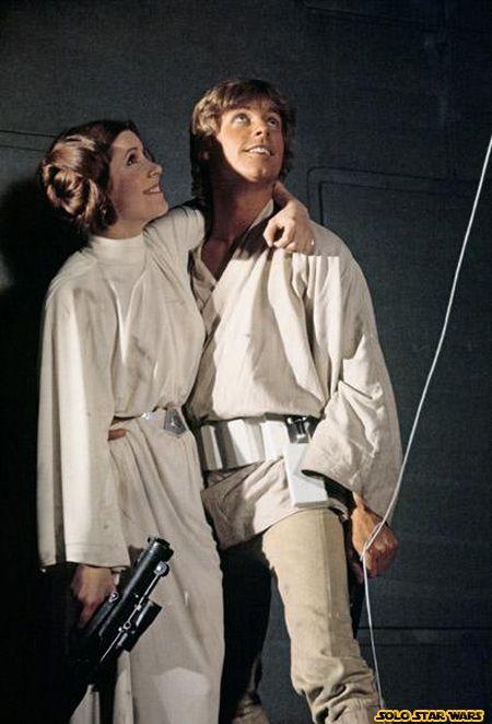 Leia & Luke