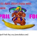 Happy April Fools Day Quotes, SMS / jokes Facebook Pranks Ideas