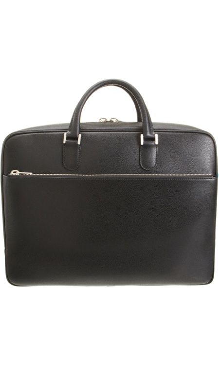 Valextra Soft Top Zip Briefcase I M 30 Pinterest