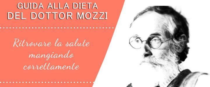 """Chi è il dottor Mozzi e perché dovresti seguire la sua dieta? Il dott. Piero Mozzi è un medico che cura i suoi pazienti con una medicina """"non convenzion"""