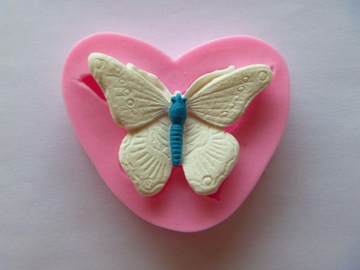 Фабрика-магазин торта силикона фондант плесень, бабочка дизайн для украшения торта инструментов мк-802