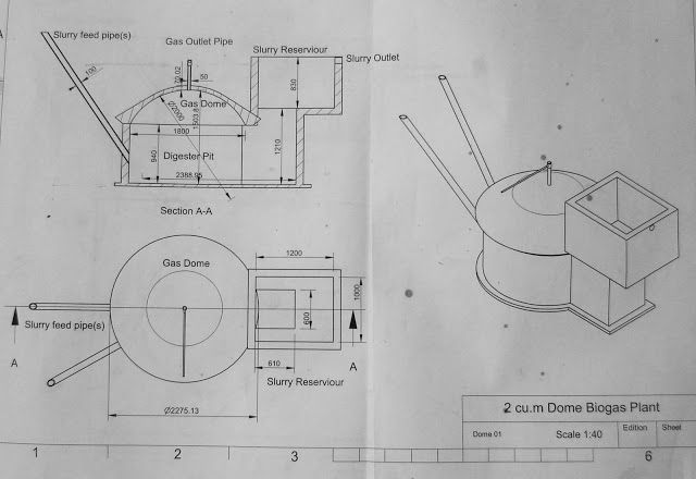 89 best images about bio digester bio gas on pinterest for Septic tank fumes in house