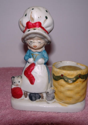 Knitting Patterns Christmas Figures : 39 best images about Vintage Knitting Figurines on Pinterest Antiques, A la...