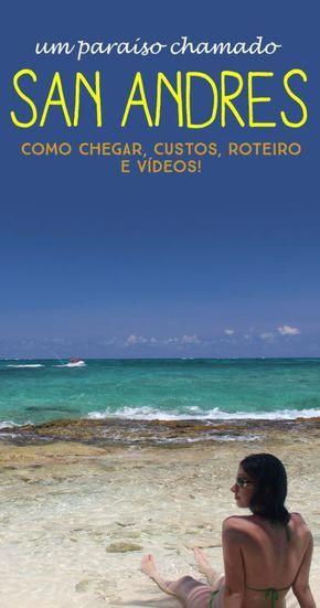 Guia definitivo de San Andrés! Veja todos os gastos, como funciona a taxa da ilha, o que visitar e mais!: