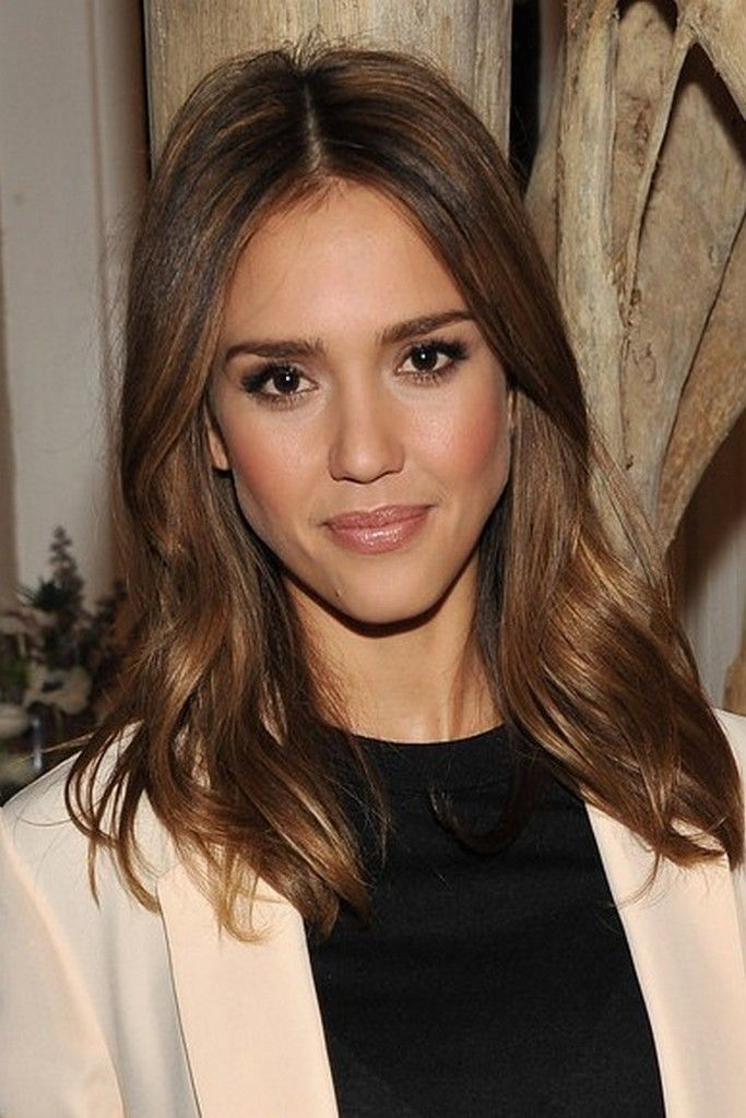 Pin By Olivia Taylor On Hair Jessica Alba Hair Hair Styles