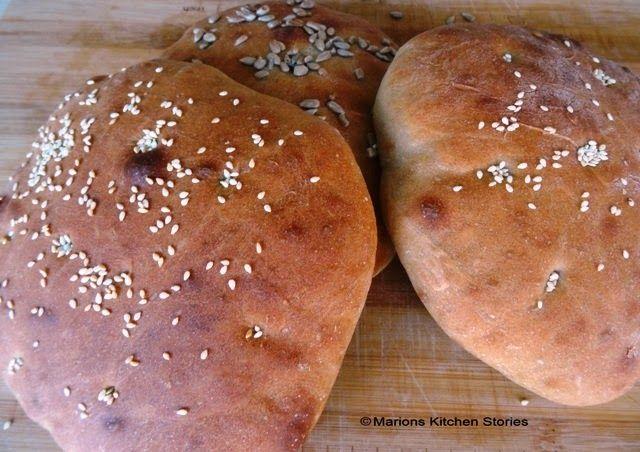 Heerlijk Turks brood : Pide