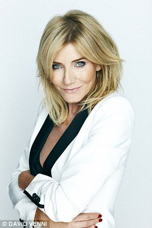 """Coronations Street's Actress Michelle Collins """"I've ditched happy pills for flower power"""""""